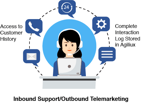 crm software for insurance cloud call centre