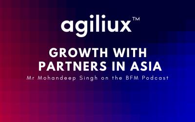 Agiliux's Growth With Partners